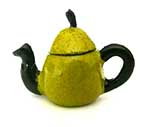 Art Deco Pear Tea Pot