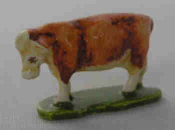 Butchers ceramics - Cows